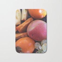Fruits #society6 #decor #buyart #artprint Bath Mat