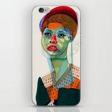 Girl_100412 iPhone & iPod Skin