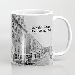 Burleigh House, Ticonderoga 1913 Coffee Mug