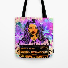 Bad Girl Kate Tote Bag
