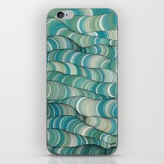 Wave Maker iPhone & iPod Skin