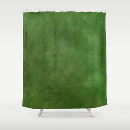 Green Ombre Shower Curtain
