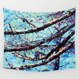 Gaia - The Mother Spirit Wall Tapestry