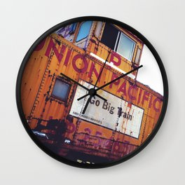 Union Pacific  Wall Clock