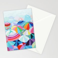 Seaside Summer Stationery Cards
