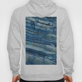 Ocean Depths Blue Marble Hoody