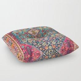 N131 - Heritage Oriental Vintage Traditional Moroccan Style Design Floor Pillow