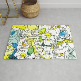 Character Cohesion Rug