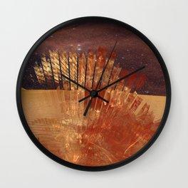 Desertland Wall Clock