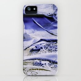 Melting Glacier iPhone Case
