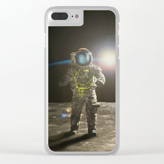 Smile Clear iPhone Case
