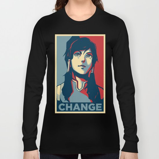 Avatar Changes Long Sleeve T-shirt