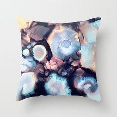 Ink 01 Throw Pillow