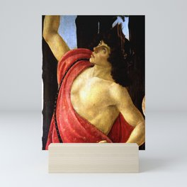 "Sandro Botticelli ""Spring"" Mercury Mini Art Print"