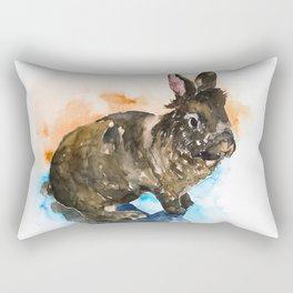 bunny#12 Rectangular Pillow