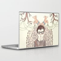 imagination Laptop & iPad Skins featuring Imagination by Brooke Weeber