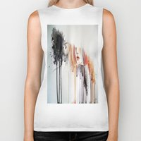 the cure Biker Tanks featuring infect me,cure me. by SereArt