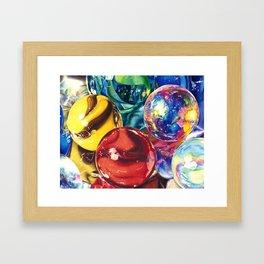 Iridescent Framed Art Print