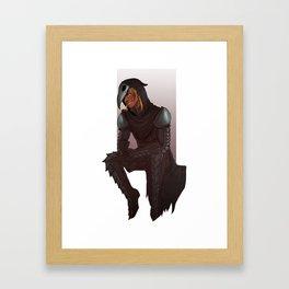 Zevran Arainai Framed Art Print
