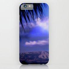 SUNDOWN IN PALM SPRINGS Slim Case iPhone 6s