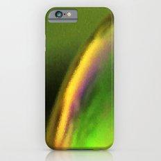 Golden green iPhone 6s Slim Case