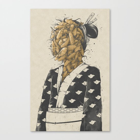 Koi Dream Canvas Print