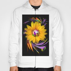 Sunflower - Statue of Liberty Hoody