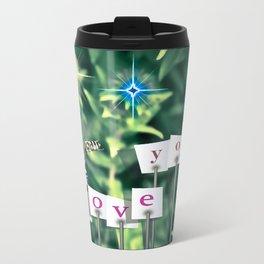Baby bee love Travel Mug