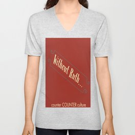 Counter Counter Culture - Ruthless Unisex V-Neck