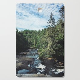 Triple Falls Cutting Board