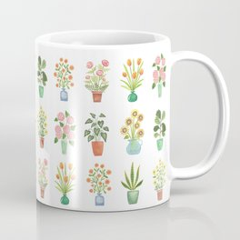 Mini Flower Garden Coffee Mug