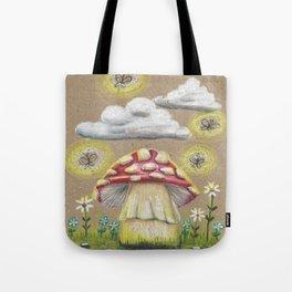 Magical Mushroom Tote Bag