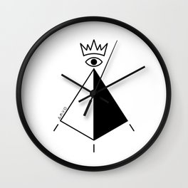 Nichols Big Brother Wall Clock