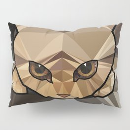 Kitten Pillow Sham