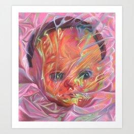 Iridescent Doll / Rosenquist Art Print