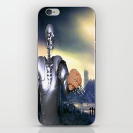 Hamlet Science-Fiction iPhone Skin