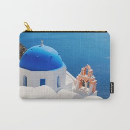 Santorini Orthodox Greek Church Carry-All Pouch