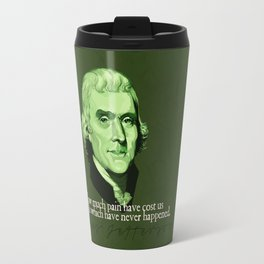 How Much Pain Have Cost Us Travel Mug