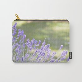 SOFT PASTEL LAVENDER Carry-All Pouch