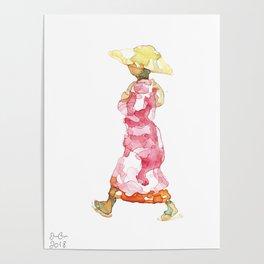 Little nun Poster