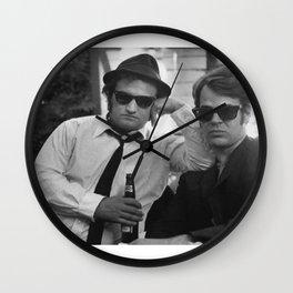 John Belushi Dan Aykroyd plus Wall Clock