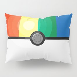 Catch the Rainbow! Pillow Sham