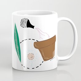 Human Nature Coffee Mug