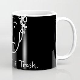 Your Art Is Trash - Gareth Jones (RISD) Coffee Mug