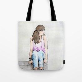 Punky Géraldine Tote Bag