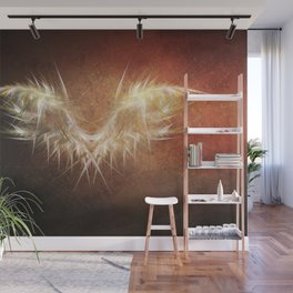 Heavenly Wings Wall Mural