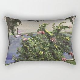Southport Waterfront Rectangular Pillow