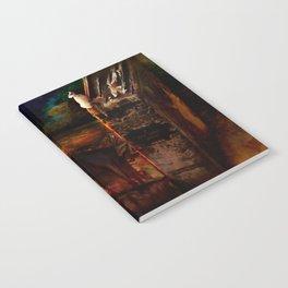 Ex Libris - A Book Lover's Dream Notebook
