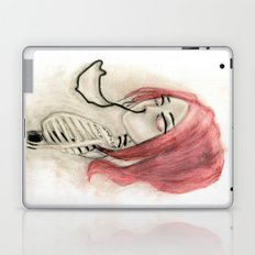 The inability to perceive with eyes notebook III Laptop & iPad Skin