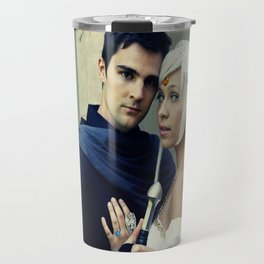Sailor Moon - Prince Endymion and Princess Serenity Travel Mug